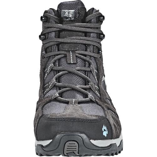 Jack Wolfskin Vojo Hike Texapore - Chaussures Femme - gris sur campz.fr !